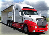 Nos services tracteurs routiers for Interieur kenworth t2000
